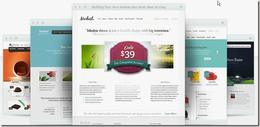 cheap wordpress 3 ready themes elegant free