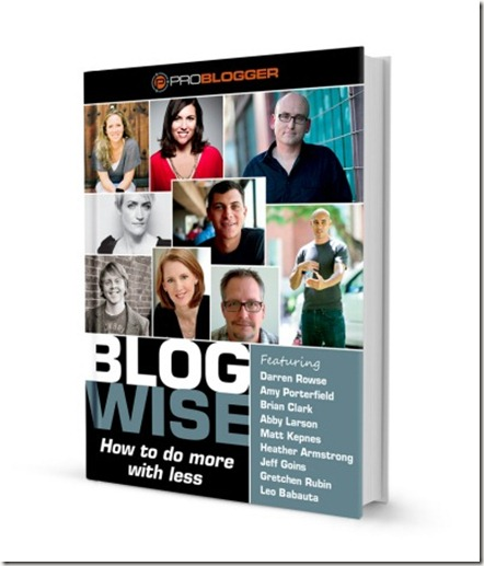 blogwise_ darren rowse new ebook