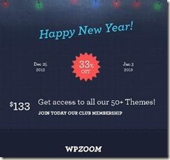 2 bonus themes christmas woprdpress theme discount