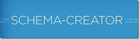 schema creator micro datat forf websites